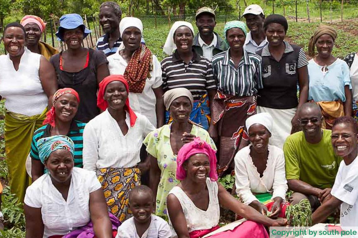 REDD+ fördert die Menschen vor Ort wirtschaftlich und sozial.